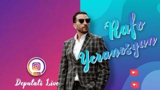 Rafayel Yeranosyan Live
